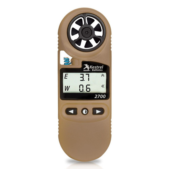 Kestrel 2700 Ballistic Weather Meters