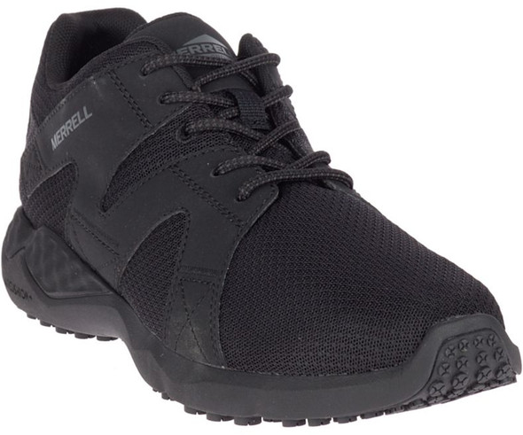 Merrell Men's 1SIX8 Mesh AC+ PRO Work Shoe, Black