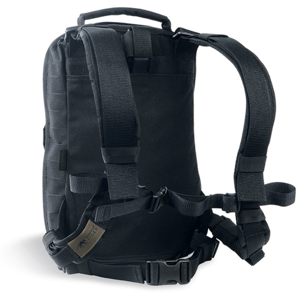 Tasmanian Tiger Medic Assault Pack MK II Small Backpack, Black