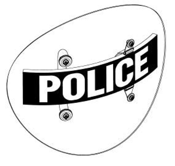 Paulson Round Riot Shields