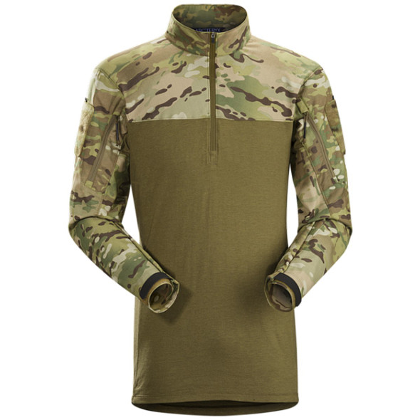 ArcTeryx Light Multicam Mens Assault Shirt