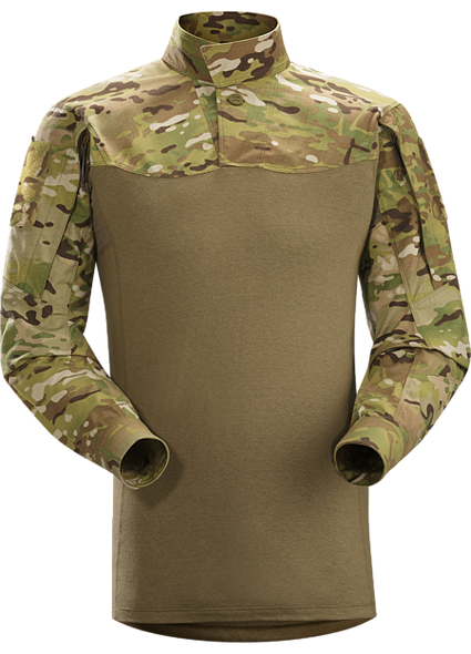 ArcTeryx Multicam Mens Assault Shirt AR