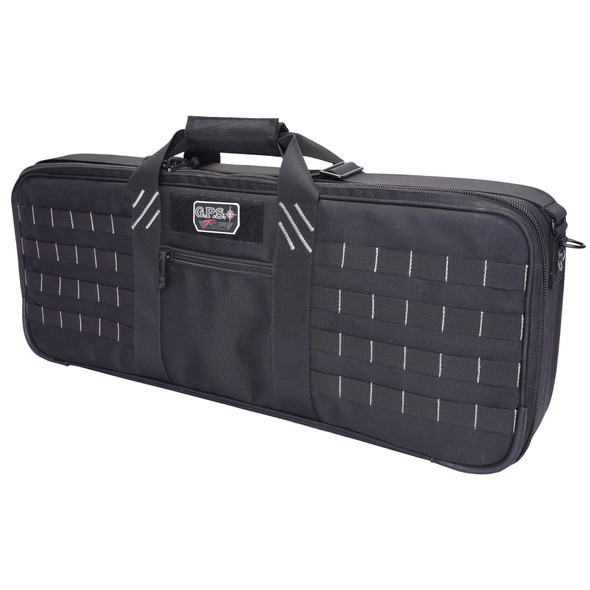 "G Outdoors Hard Sided 28"" Tactical Special Weapons Case"