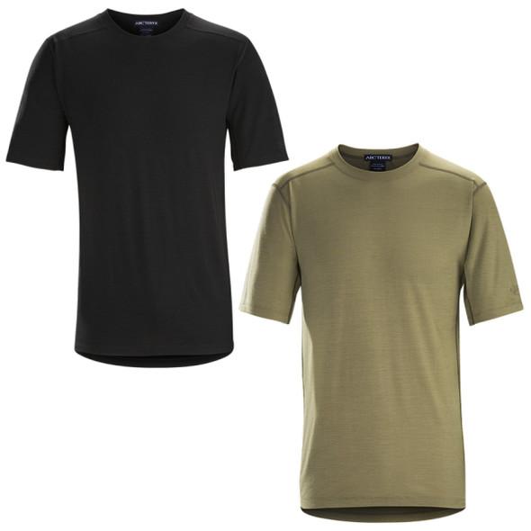 ArcTeryx MensCold WX AR Wool T-Shirt