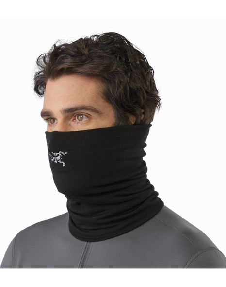ArcTeryx RHO Lightweight Wool Neck Gaiter