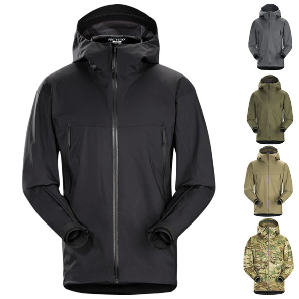 ArcTeryx Mens Gen 2 Light Alpha Jacket