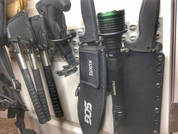PegLock Firearm Accessory Kit