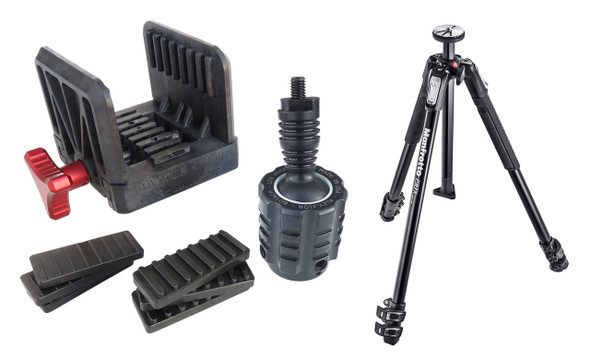 GunJaw Polymer w/Ball Head & Tripod