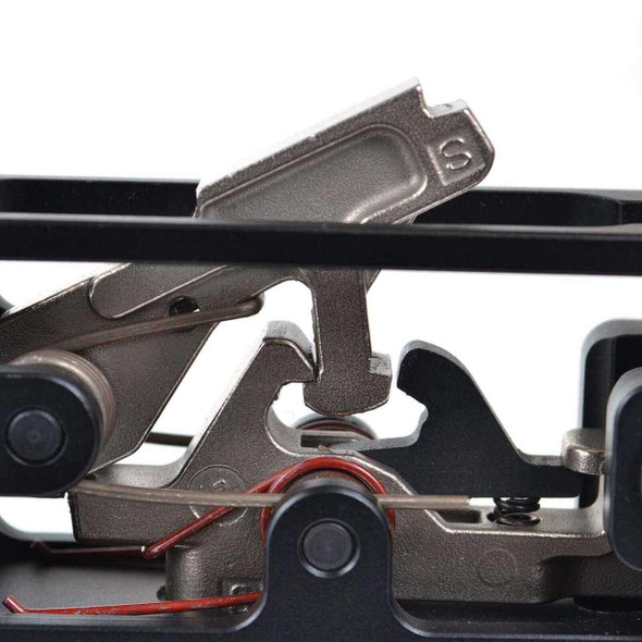 Schmid Tactical 2-Stage Nickel Boron Plated Triggers