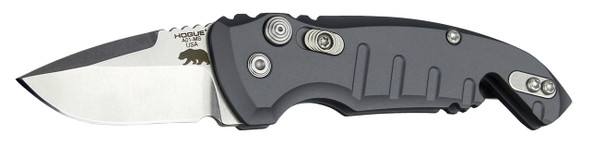 Hogue 24122 Microswitch CA Legal Automatic Folding Knives