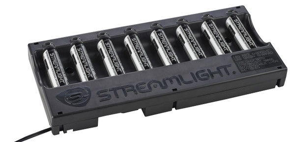 Streamlight 20223 SL-B26 BUS Battery Bank Charger w/Batteries 12V DC