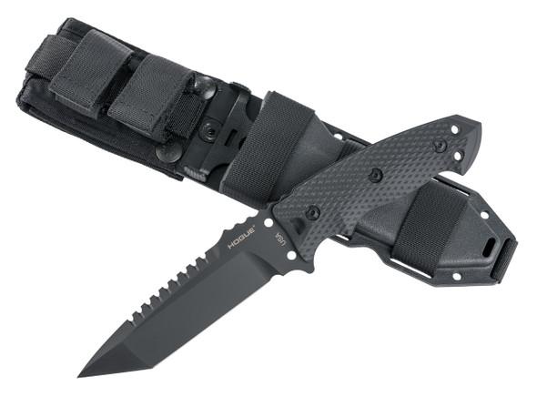 """Hogue EX-F01 Tanto Fixed 5.5"""" Blade KnivesBlack"""