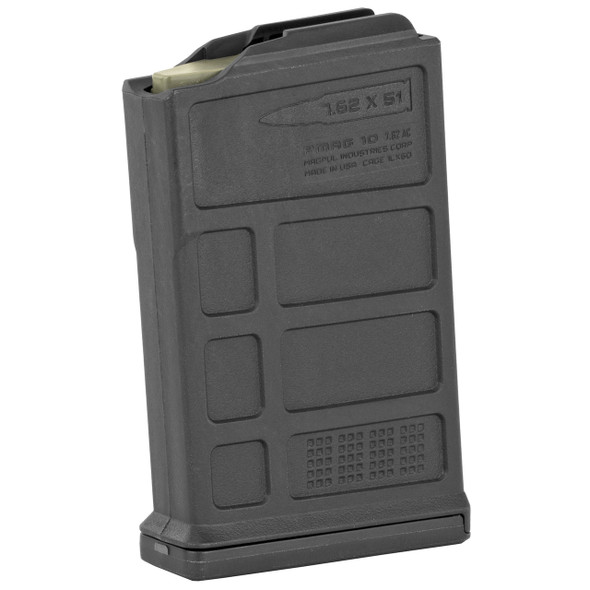Magpul MAG579-BLK PMAG AICS Short Action 7.62x51mm 10rd Magazines