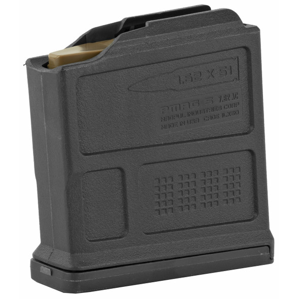 Magpul PMAG AC AICS Short Action 7.62mm 5rd Magazines