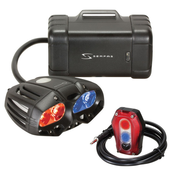Serfas TSL Police 1400 Lumens Light
