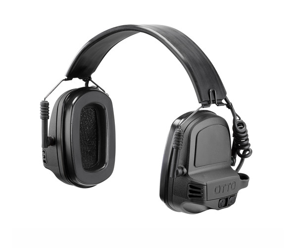 Otto NoizeBarrier Range SA Tactical Over-The-Ear Headsets