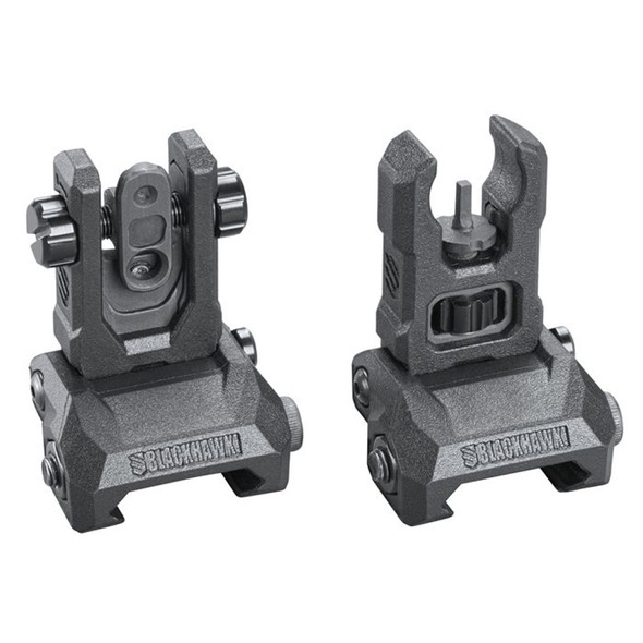 Blackhawk Hybrid Folding Sights Pair