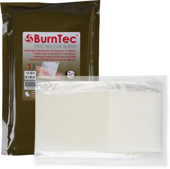 North American Rescue Burntec Burn Dressing