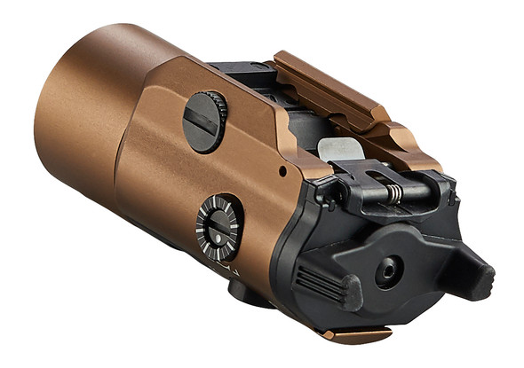 Streamlight TLR-VIR II Rail Mounted Visible & IR Light & Lasers Tan
