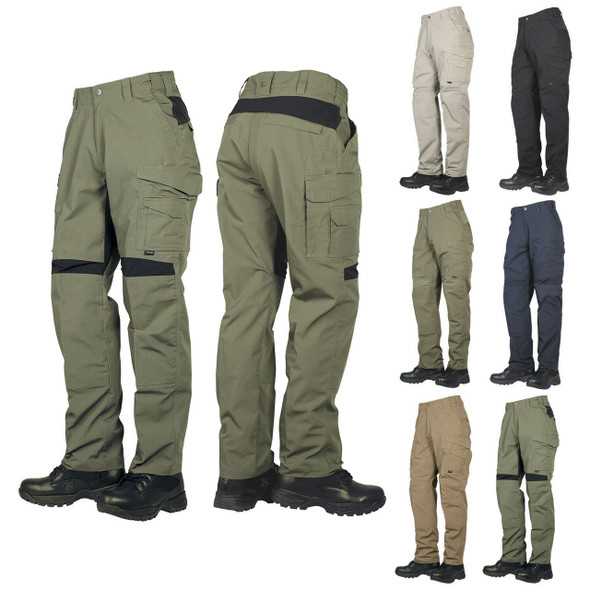 Tru-Spec 24-7 Series Pro Flex Polyester/Cotton Rip-Stop Pants