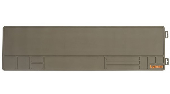 "Lyman Essential Gun Maintenance Bench Mats 10""x36"""