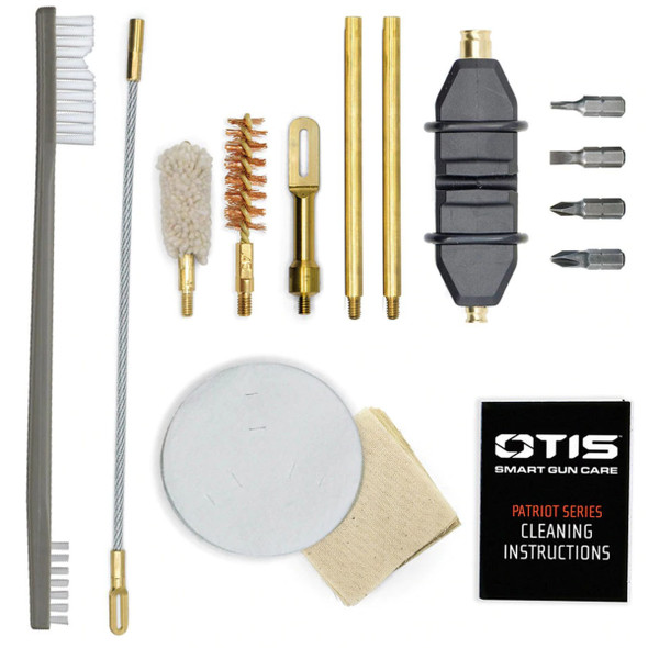 Otis Patriot Series Cleaning Kits for Pistols .45 Caliber