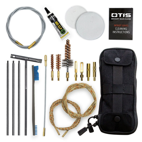 Otis Defender Series Cleaning Kits for 5.56mm / .40 Caliber