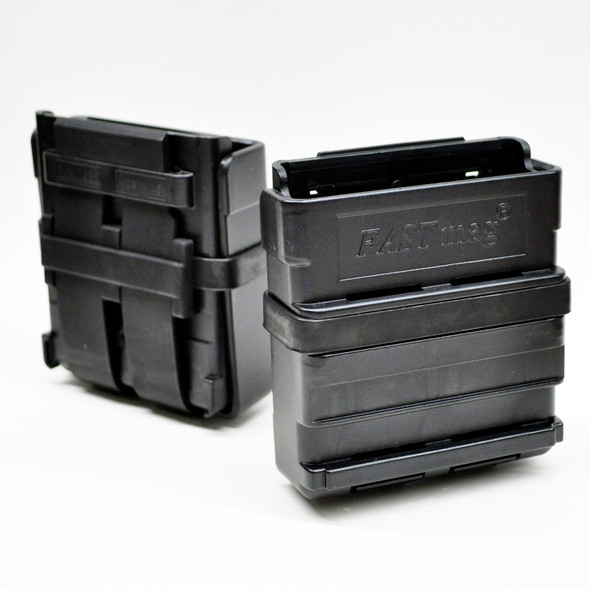 ITW FastMag GEN3 7.62mm Magazine Holders Black