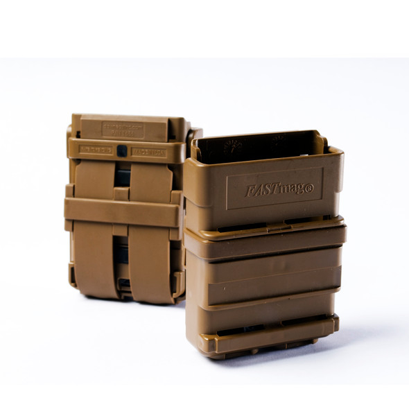 ITW FastMag GEN4 5.56mm Magazine Holders Coyote