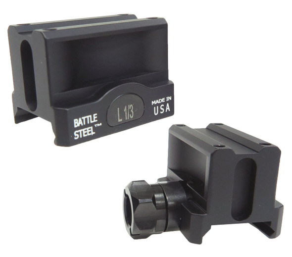 Battle Steel Trijicon MRO Mounts Lower 1/3