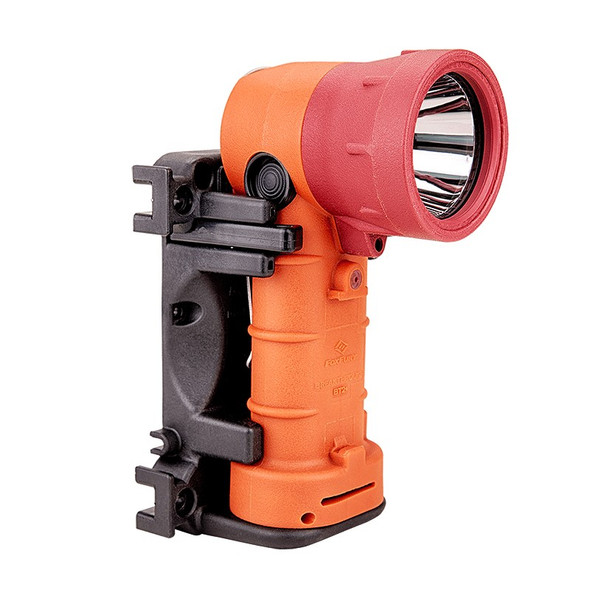 Fox Fury Breakthrough BT2+ Rechargeable Hybrid Right Angle Lights Orange