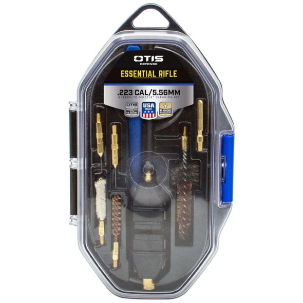 Otis Essential Cleaning Kits for Rifles 5.56mm