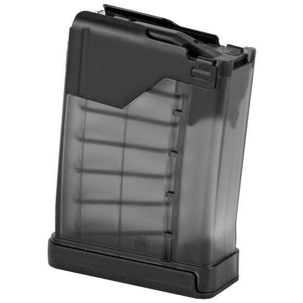 Lancer 5.56mm 10rd Translucent Smoke Magazines