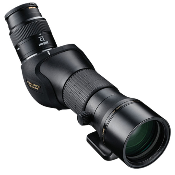 Nikon Monarch Fieldscopes 60ED-A w/ MEP-16-48x