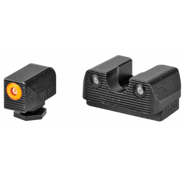 Rival Arms Tritium Night Sights Glock 17/19