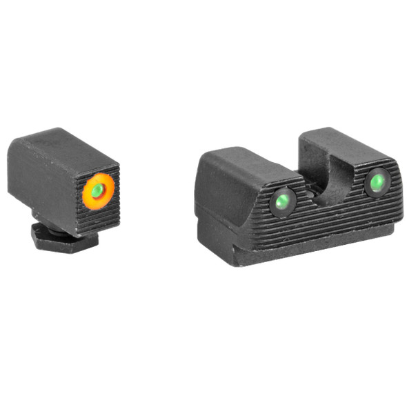 Rival Arms Tritium Night Sights Standard Height Glock 42/43