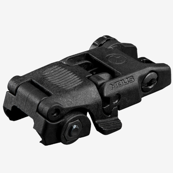 Magpul MAG248-BLK MBUS Rear Sights Black
