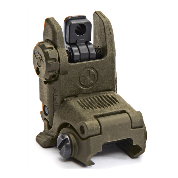 Magpul MBUS Rear Sights OD Green
