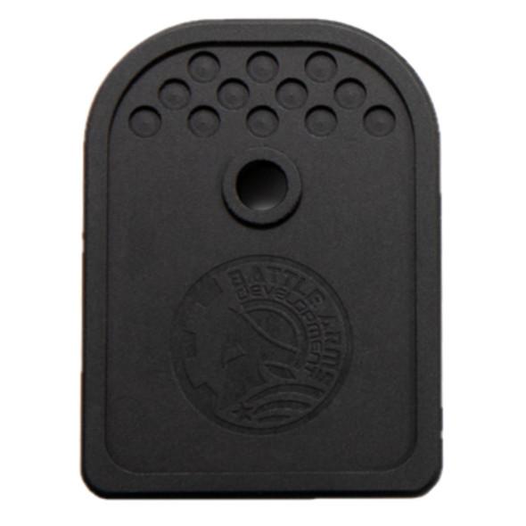 Battle Arms Magazine Baseplates for Glock 9/40/357 Sig, Black