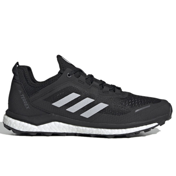 Adidas G26101 Men's Outdoor Terrex Agravic Flow Shoes, Black/GreyTwo/GreySix