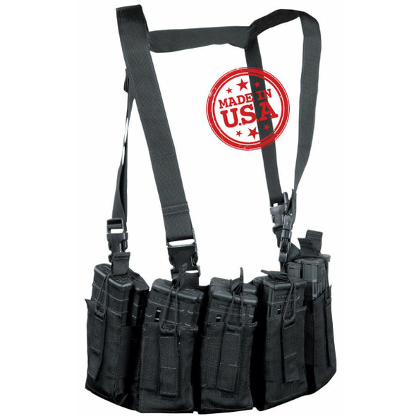 Kley-Zion 12 Magazine Chest Rig