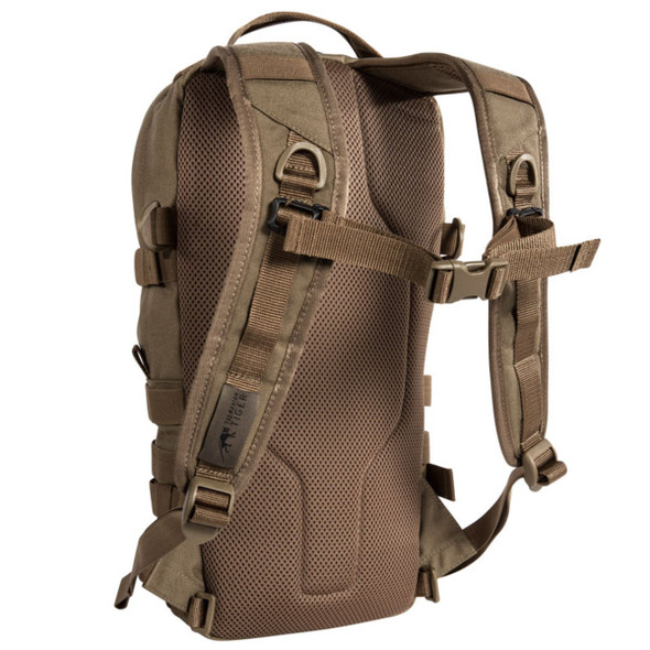 Tasmanian Tiger Essential Pack MK II 9L Backpack, Coyote
