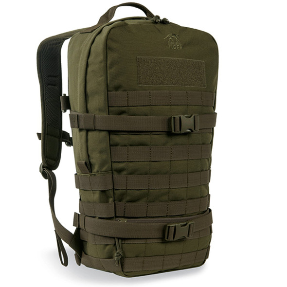 Tasmanian Tiger Essential Pack L MK II 15L Backpack, Olive