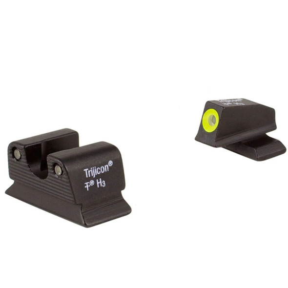 Trijicon HD Night Sights Springfield XDS, Yellow