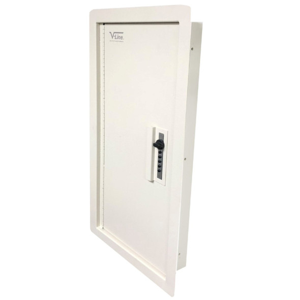 V-Line Quick Vault XL In-Wall Handgun Safe
