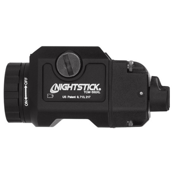 Nightstick TCM-550XL Compact Tactical Weapon Mounted Light 550 Lumens
