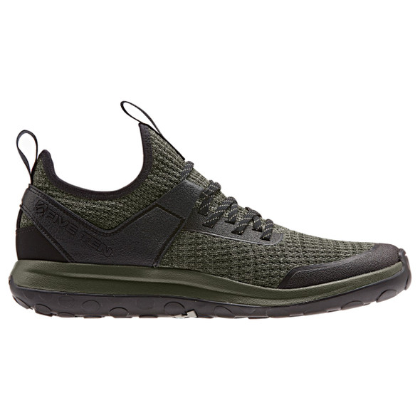 Adidas DB2674 Men's Five Ten Access Knit Approach Shoes, Dark Cargo/St Cargo Brown/Utility Grey