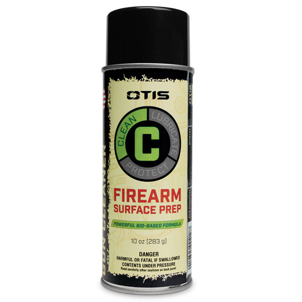 Otis Biodegradable Firearm Surface Prep