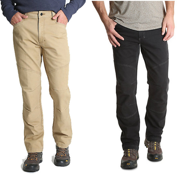 Wrangler All Terrain Gear Men's Reinforced Straight Leg Utility Pants