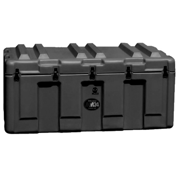 Pelican 472-463L-MM24 Stackable Case w/ Foam Liner, Black - Open Box Display Model